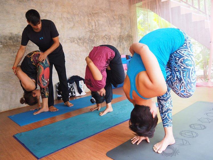 Yoga Vidya Mandiram Thailand Chiangmai Thailand 10