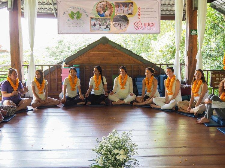 Yoga Vidya Mandiram Thailand Chiangmai Thailand 12