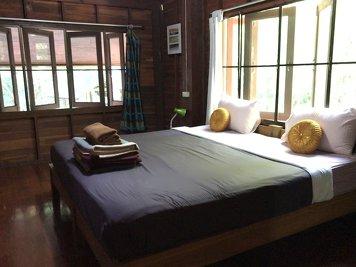 Yoga Vidya Mandiram Thailand Private Single Room