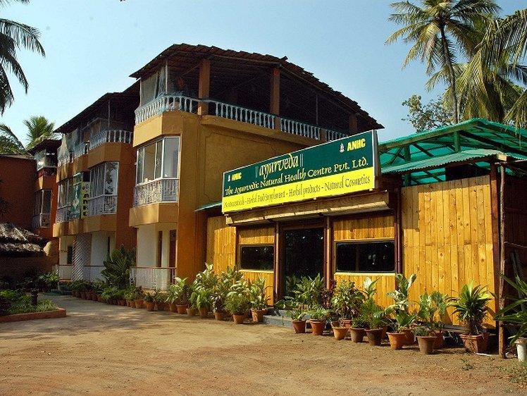 Ayurvedic Natural Health Center Mapuca India 2