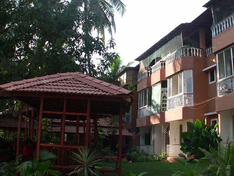 Ayurvedic Natural Health Center Mapuca India 3
