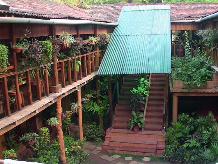 Ayurvedic Natural Health Center Mapuca India 5