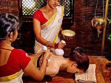 Ayurvedic Natural Health Center 6 Nights / 7Days Ayurveda  Treatment Program