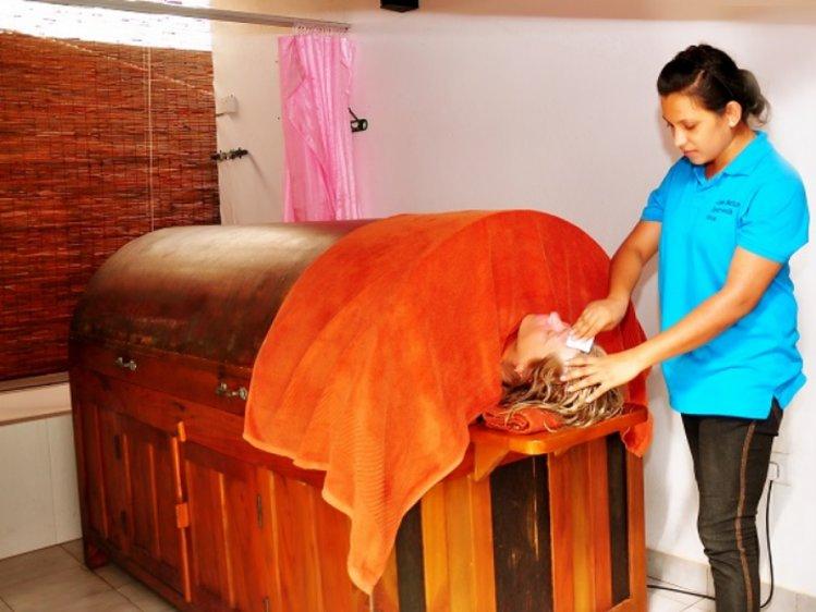 Ocean of Life Ayurveda Resort Induruwa, Benthota  Sri Lanka  9