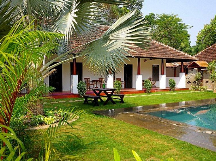 El Oceano Beach Villas Mararikulam India 1