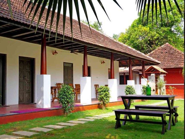 El Oceano Beach Villas Mararikulam India 12