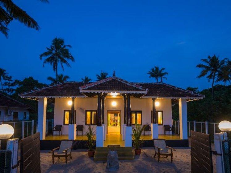 El Oceano Beach Villas Mararikulam India 25