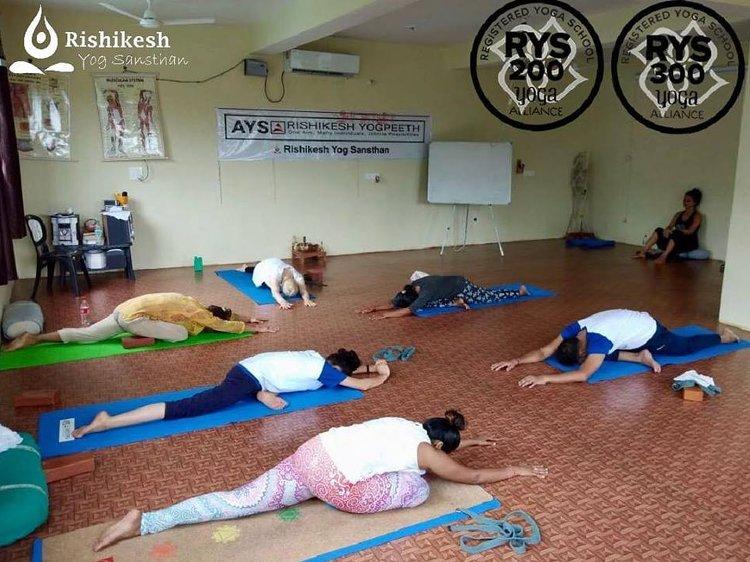 Rishikesh  Yog Sansthan Rishikesh India 10