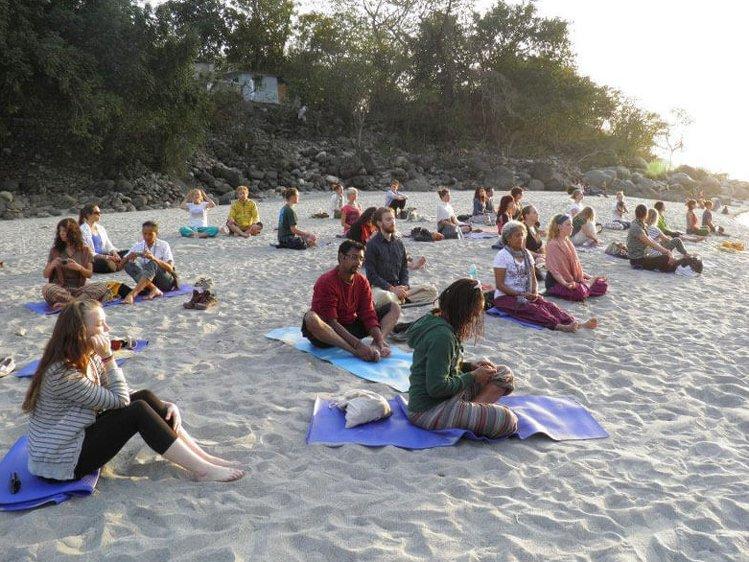 Rishikesh  Yog Sansthan Rishikesh India 13