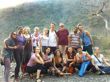 Rishikesh  Yog Sansthan 100 Hrs Yoga Teacher Training
