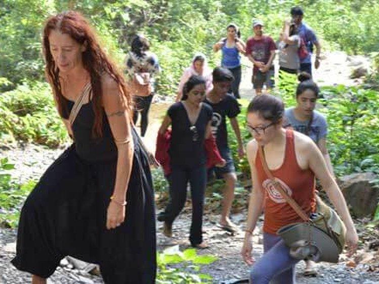 Rishikesh  Yog Sansthan Yoga therapy for Post Traumatic Stress Disorder (PTSD) 1