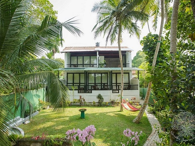 Swastha Ayurveda Villa Hikkaduwa Sri Lanka 1
