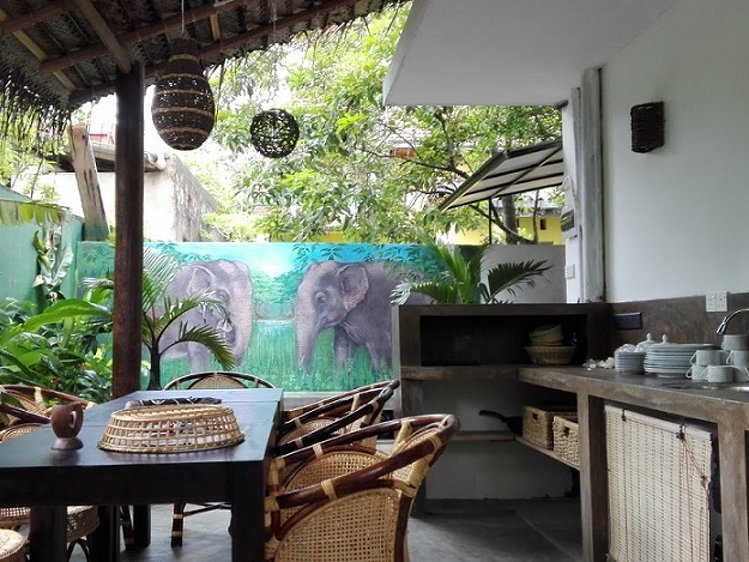 Swastha Ayurveda Villa Hikkaduwa Sri Lanka 4