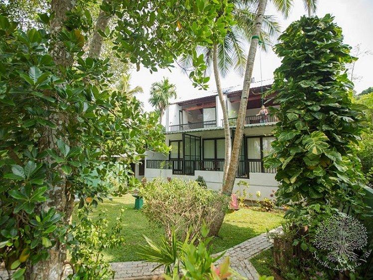 Swastha Ayurveda Villa Hikkaduwa Sri Lanka 2