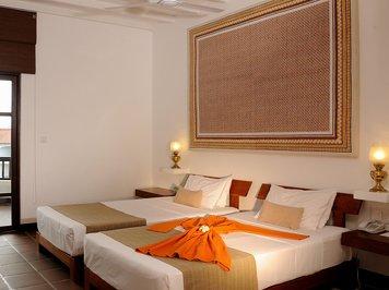 Heritance Ayurveda Maha Gedara Slimming Programme Deluxe Room