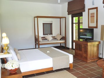 Heritance Ayurveda Maha Gedara Slimming Programme Corner Luxury Room(Upper Floors)