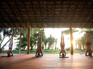 Talalla Retreat 4 Nights / 5 Days Yoga Retreat