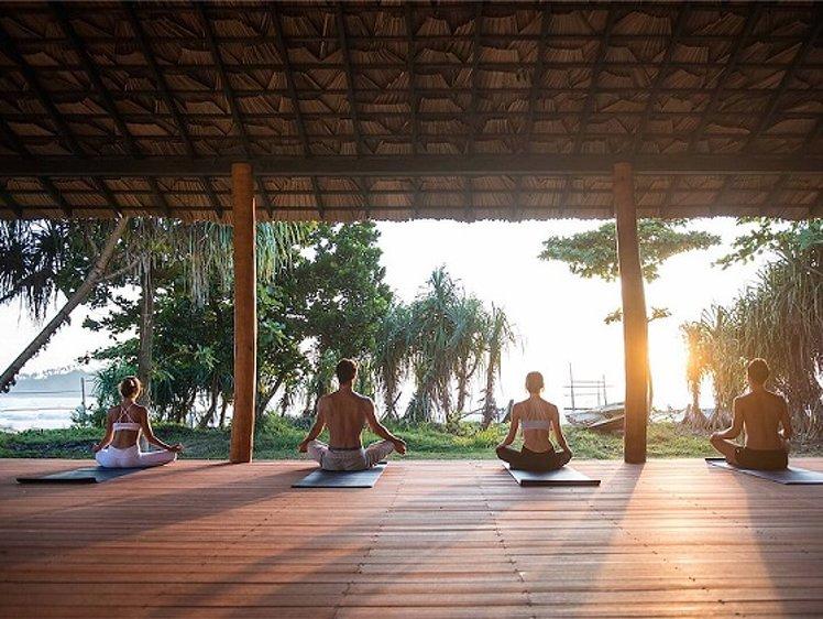 Talalla Retreat Yoga Retreat - Energy Body Exploration 1