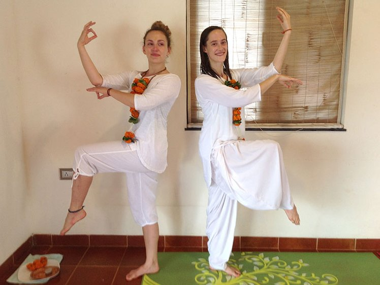 Shiva Shakti Yoga Rishikesh India 1