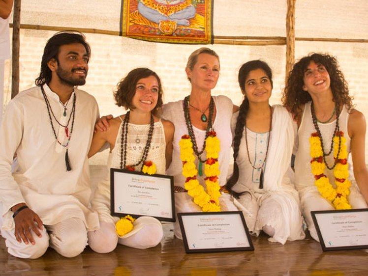 Shiva Shakti Yoga Rishikesh India 2