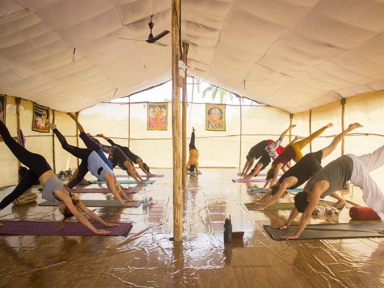 Shiva Shakti Yoga Rishikesh India 4
