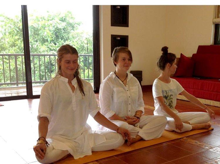Shiva Shakti Yoga Rishikesh India 5
