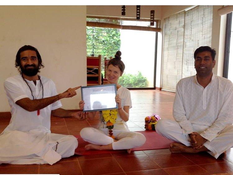 Shiva Shakti Yoga Rishikesh India 6