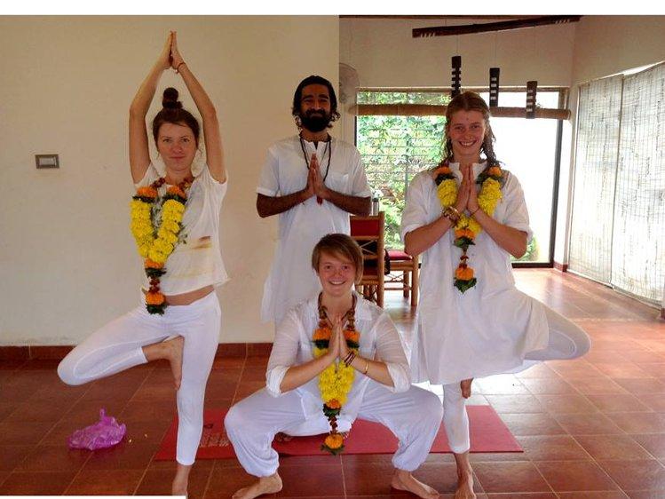 Shiva Shakti Yoga Rishikesh India 7