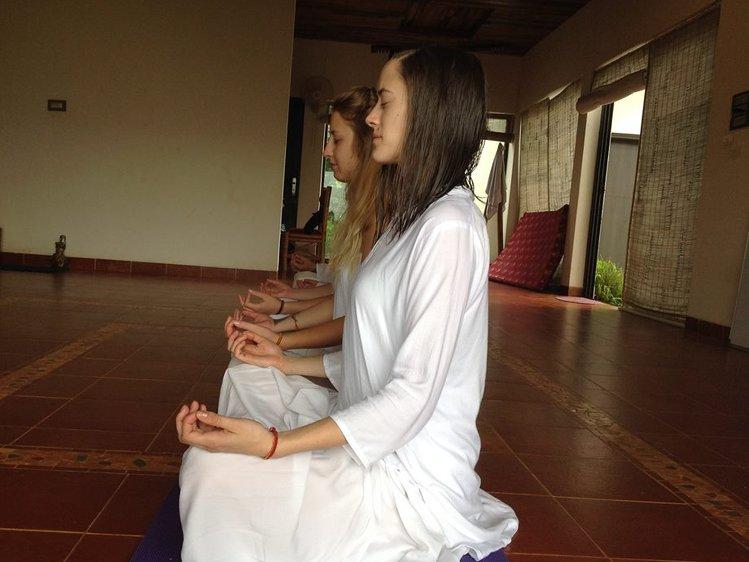 Shiva Shakti Yoga Rishikesh India 8