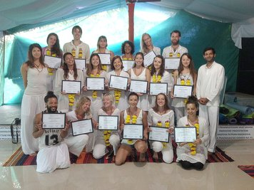 Shiva Shakti Yoga  500 Hour (49 Nights / 50 Days) Hatha, Ashtanga and Vinyasa Yoga Teacher Training