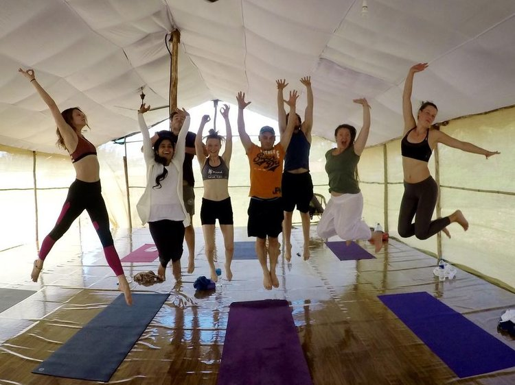 Shiva Shakti Yoga Goa 300 Hour Yoga Teacher Training 1