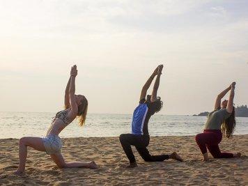 Shiva Shakti Yoga Goa Hatha and Ashtanga Vinyasa 100 Hour Yoga Teacher Training