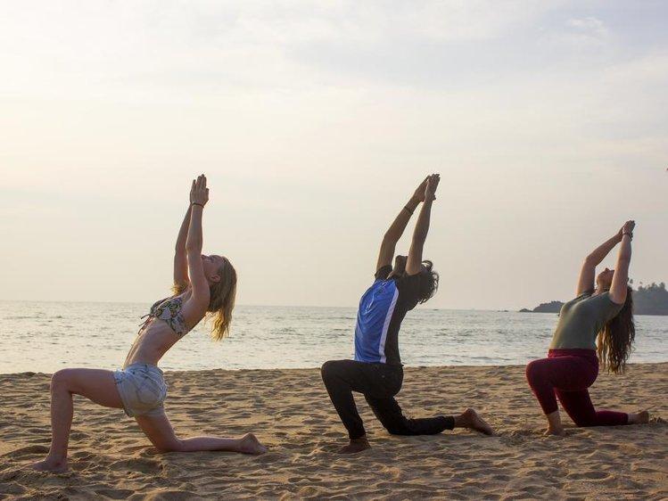 Shiva Shakti Yoga Goa Hatha and Ashtanga Vinyasa 100 Hour Yoga Teacher Training 1