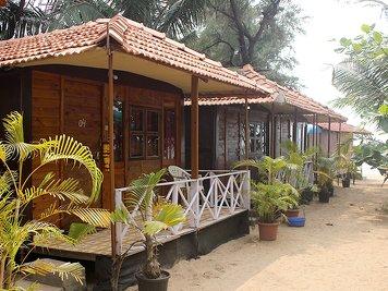 Shiva Shakti Yoga Goa 300 Hour Yoga Teacher Training Shared Beach Cottage