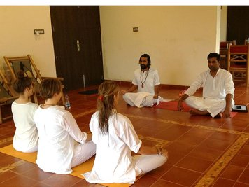 Shiva Shakti Yoga Varanasi Varanasi India