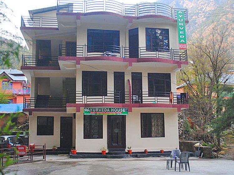 Ayurveda House Dharamshala India 1