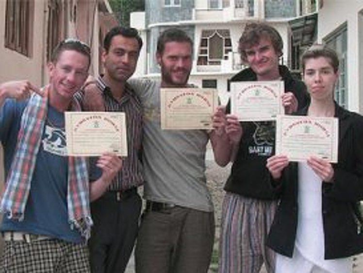 Ayurveda House Massage Course 2