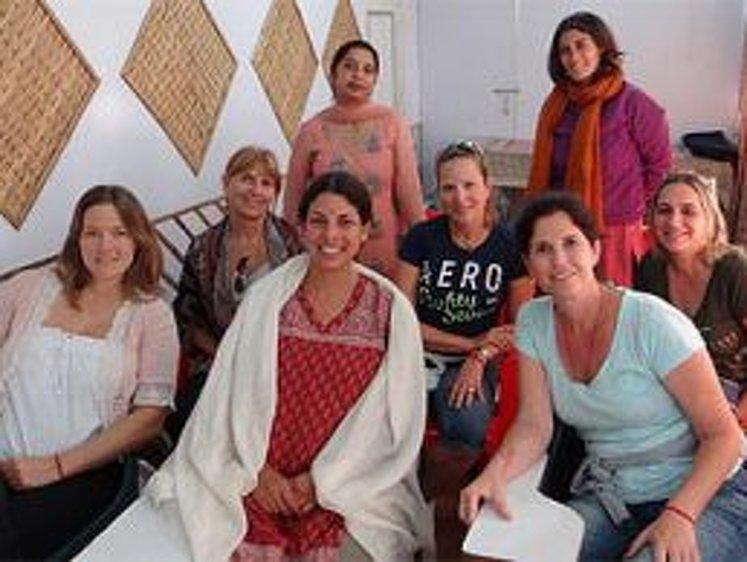 Ayurveda House Massage Course 1