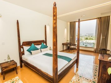 Naad Wellness - Indian Residents Nikhaara By Naad Luxury Rooms