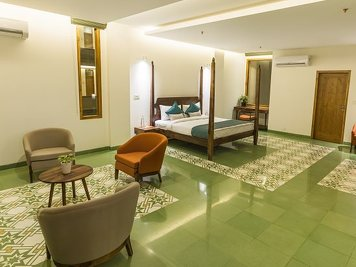 Naad Wellness - Indian Residents Nikhaara By Naad Naad Suite(With Private Balcony)