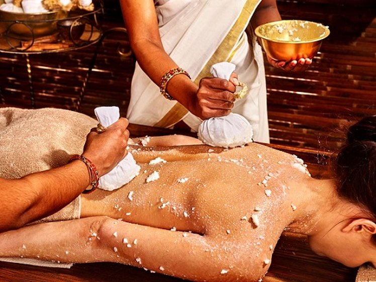 Marari Beach Palace Ayurvedic Detoxification Package 2