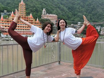 Fusion Yoga India Rishikesh India