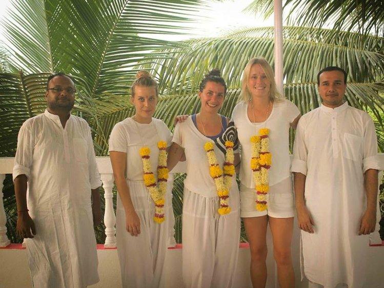Ocean Yoga Goa  India 3