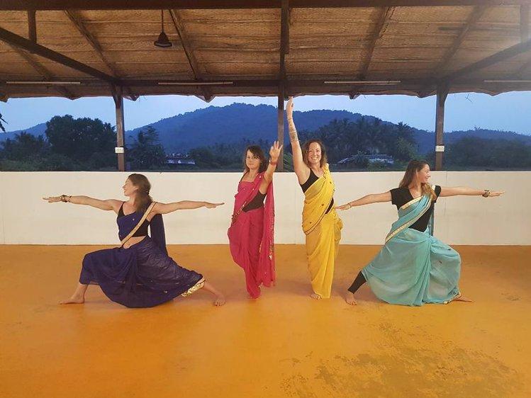 Ocean Yoga Goa  India 4