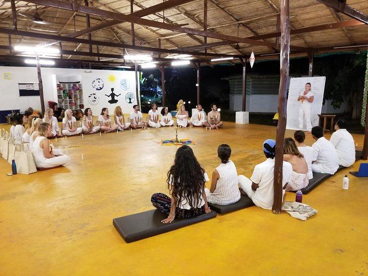 Ocean Yoga Goa  India 13