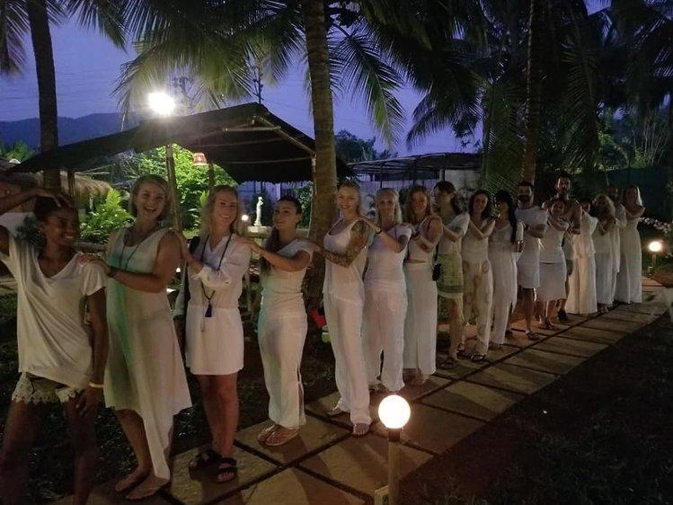 Ocean Yoga Goa  India 14