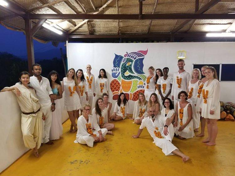 Ocean Yoga Goa  India 16