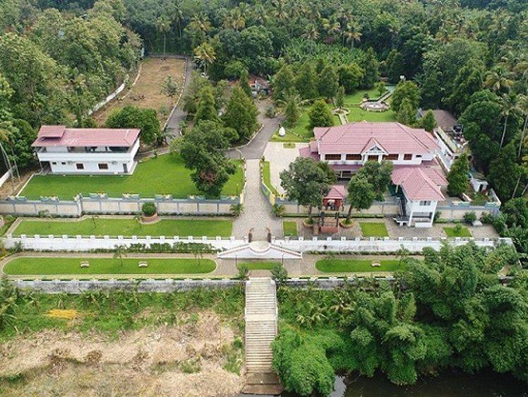 Jomari Heaven Ayurveda Wellness Center Illithode India 2