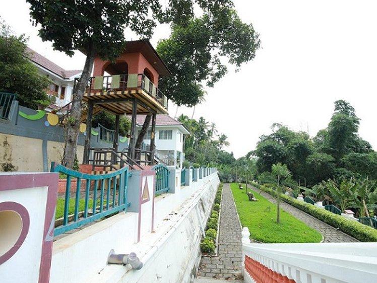 Jomari Heaven Ayurveda Wellness Center Illithode India 6