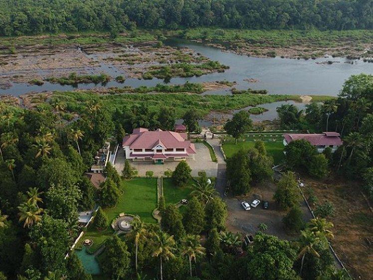 Jomari Heaven Ayurveda Wellness Center Illithode India 11